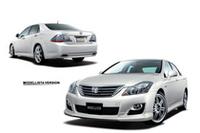 トヨタモデリスタ、新型クラウンベースのコンプリートカー/専用パーツなどを発売