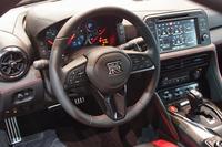 日産、GT-Rの2017年モデルを国内初披露の画像