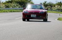 MG TF135:全長×全幅×全高=3950×1630×1260mm/ホイールベース=2380mm/車重=1120kg/駆動方式=FF/1.8リッター直4DOHC16バルブ(136ps/6750rpm、16.8kgm/5000rpm)/車両本体価格=295.0万円