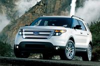 「フォード・エクスプローラー 4WD XLTエクスクルーシブ」