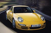 独ポルシェ、新型「911」を発表の画像