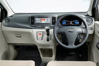 スバル、新型軽乗用車の「プレオ プラス」を発表の画像
