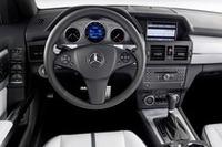 メルセデスから新型車GLKクラス【デトロイトショー08】の画像
