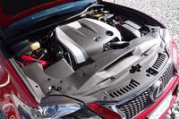 「GS350」シリーズに搭載される、3.5リッターV6エンジン。