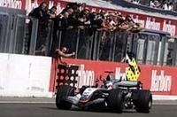 【F1 2005】第13戦ハンガリーGP、ライコネン4勝目、アロンソ無得点でポイント差縮まるの画像