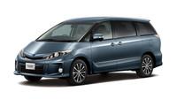 トヨタ、「エスティマシリーズ」をマイナーチェンジ