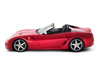 フェラーリ、新型ロードスターを出展【パリサロン2010】の画像