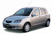 マツダ「デミオ」に電動4WD車を追加の画像