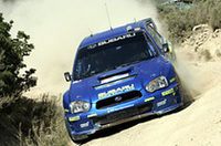 WRCイタリア、スバルのソルベルグが3連勝!【WRC 04】の画像