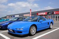特別色のきれいなブルーに塗られた1998年式「タイプS」。ほぼフルオリジナルで、コンディションもすばらしい。