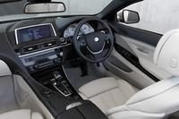 BMW650iカブリオレ(FR/8AT)【海外試乗記】の画像