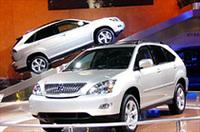 【2003年デトロイトショー】トヨタ、北米市場における今後の動向