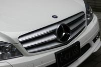 新エンジンで燃費向上「メルセデス・ベンツ C200 CGI ブルーエフィシェンシー」の画像