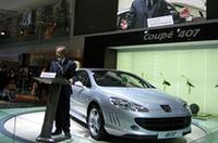 【東京モーターショー2005】プジョー「欧州以外の販売台数が好調」の画像