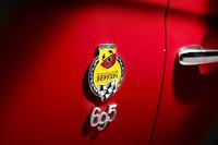 「アバルト695トリビュート・フェラーリ」の受注11月開始