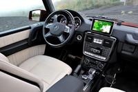 メルセデス・ベンツG63 AMG(4WD/7AT)