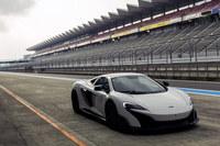 「675LT」は2015年3月のジュネーブショーで世界初公開され、日本では同年5月に初披露された。