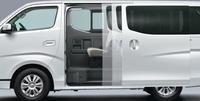 標準サイズの日産NV350キャラバンに新グレードの画像
