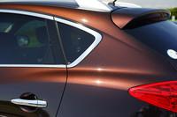 スカイラインクロスオーバー370GT FOUR TypeP(4WD/7AT)【ブリーフテスト】