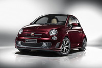 499台限定の「アバルト・マセラティ」【パリサロン2012】