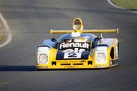 1987年、ルマン24時間レースで総合優勝した「ルノー・アルピーヌA442」(写真=ルノー)
