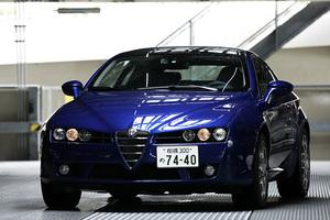 アルファ・ロメオ・アルファ・ブレラ Sky Window 3.2 JTS Q4(4WD/6MT)【試乗記】