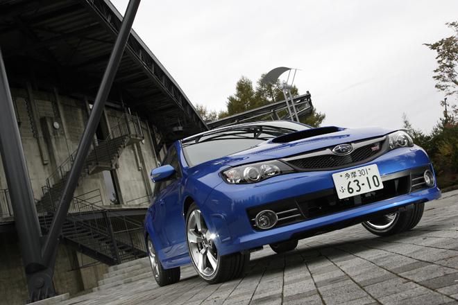 スバル・インプレッサWRX STI(4WD/6MT)【試乗記】