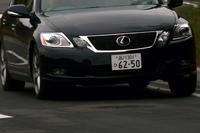 """レクサスGS460""""versionL""""(FR/8AT)【短評】"""