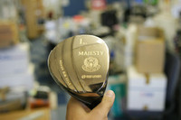第97回:発見!「トヨタ・クラウン」のようなゴルフクラブ