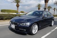 「BMW 3シリーズ」は、今回のモデルで6代目。FRの駆動方式と50:50の前後重量配分は変わらない。