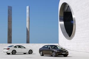 「BMW 7シリーズ」仕様変更で装備充実