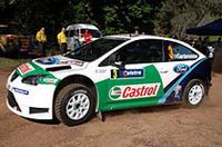 オーストラリアで話題をさらったフォードの新型フォーカス「RS WRC06」。ロマン・クレスタが6位でフィニッシュし、デビュー戦を入賞で終えた。