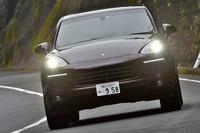 谷口信輝の新車試乗――ポルシェ・カイエンS E-ハイブリッド プラチナエディション(後編)の画像