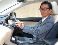 <プロフィール>     1991年、トヨタ自動車に入社。実験部に配属の後、ブレーキ開発、さらにシャシーの先行開発に取り組む。2004年からはセダン「レクサスIS」の製品企画を担当し、今回SUV「NX」の開発に関わった。