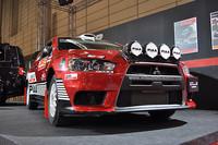 「ランサーエボリューションX グループNラリーカー」