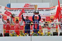 カルソニックIMPUL GT-Rが今季初勝利【SUPER GT 2010】