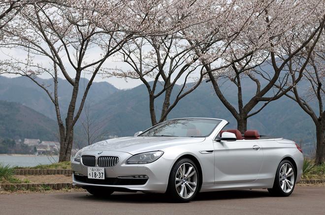 BMW650iカブリオレ(FR/8AT)【試乗記】