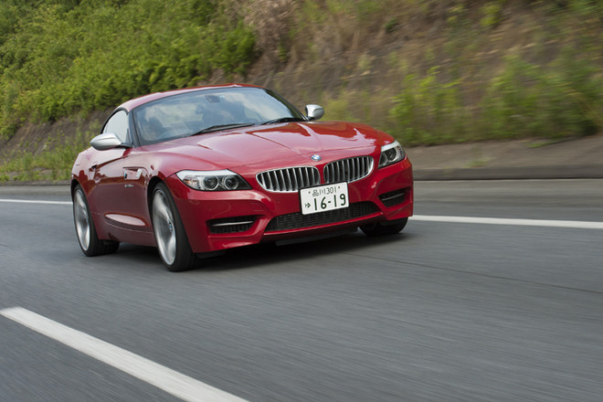 BMW Z4 sDrive35is(FR/7AT)【試乗記】