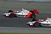 IRLカンサス、ハータ優勝、ホンダエンジン2勝目の画像