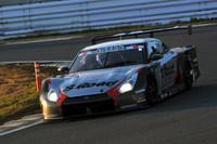 今シーズンのチャンピオンマシンである、No.46 S Road MOLA GT-R。スプリントカップでもその強さを存分に見せつけた。