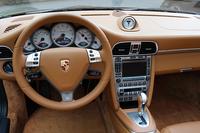 ポルシェ911ターボカブリオレ(4WD/5AT)【海外試乗記】の画像