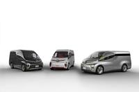 トヨタ車体が出展を予定している「LCVコンセプト」。