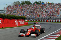 不調フェラーリはエンジンをアップグレードしたというが芳しくない。フェルナンド・アロンソは予選7位から6位完走。見せ場なく表彰台もまだ遠い。(Photo=Ferrari)
