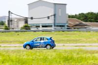 日産の最新ハイブリッド車に先行試乗の画像