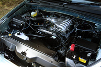 トヨタ・ランドクルーザー プラドRZ(3.4ガソリン/4AT)【ブリーフテスト】の画像