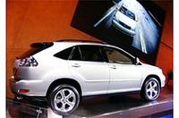 【2003年デトロイトショー】レクサスRX330