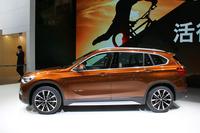 「BMW X1」の中国専用LWB仕様。