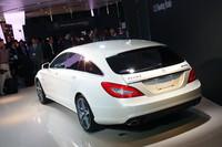 メルセデス、「CLS」ベースの新型ワゴンを発売の画像
