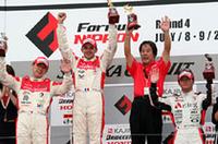 【FN 2006】第4戦鈴鹿、トレルイエ、完勝で今季2度目の美酒に酔う!の画像