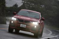 BMW X4 xDrive35i Mスポーツ